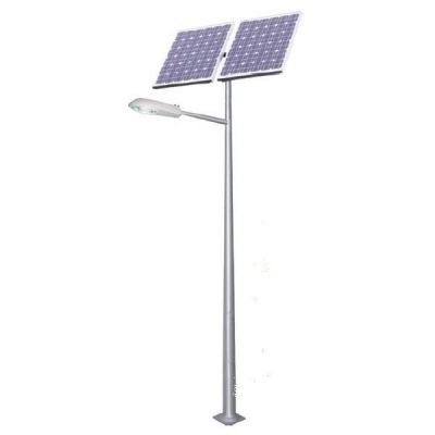 GM Lighting Lampa Solarna Uliczna 30W 6m 2x250Wp 200Ah