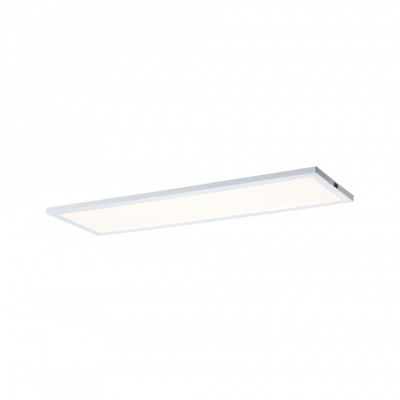 Paulmann FN Ace LED-Panel Extens 10x30cm 9,6W Alu
